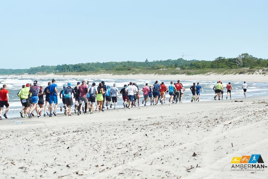 AMBERMAN SAND Baltic sandy marathon