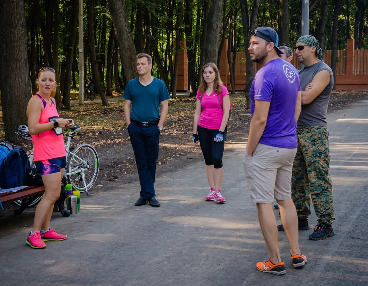 parkrun Ryazan Nut photo