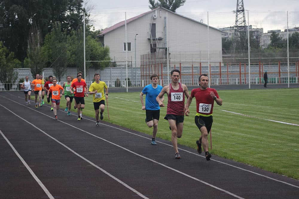 "Athletic competition ""one Thousand, in Mytischi"" photo"