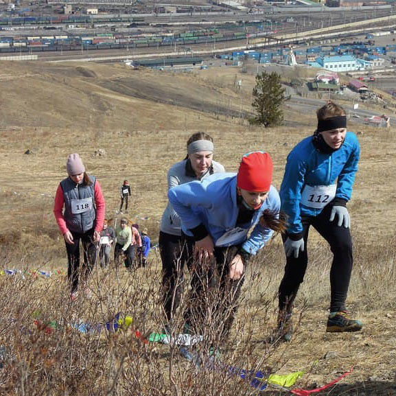 The championship and championship of Siberian and far Eastern Federal districts in mountain running