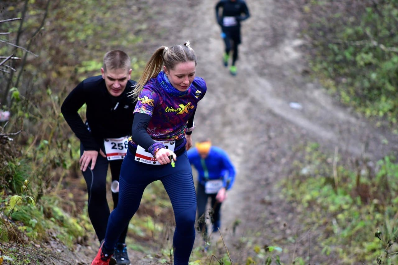 Novosibirsk autumn trail (#of octoberread) photo