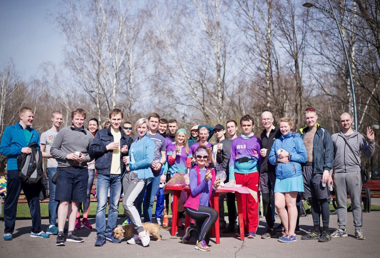 parkrun Kuzminki photo