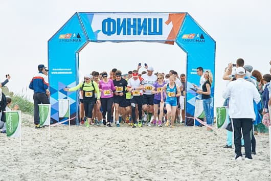AMBERMAN SAND Baltic sandy marathon photo