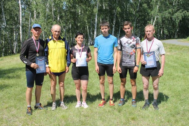 Outdoor Championships UFO in mountain running (up and down) photo