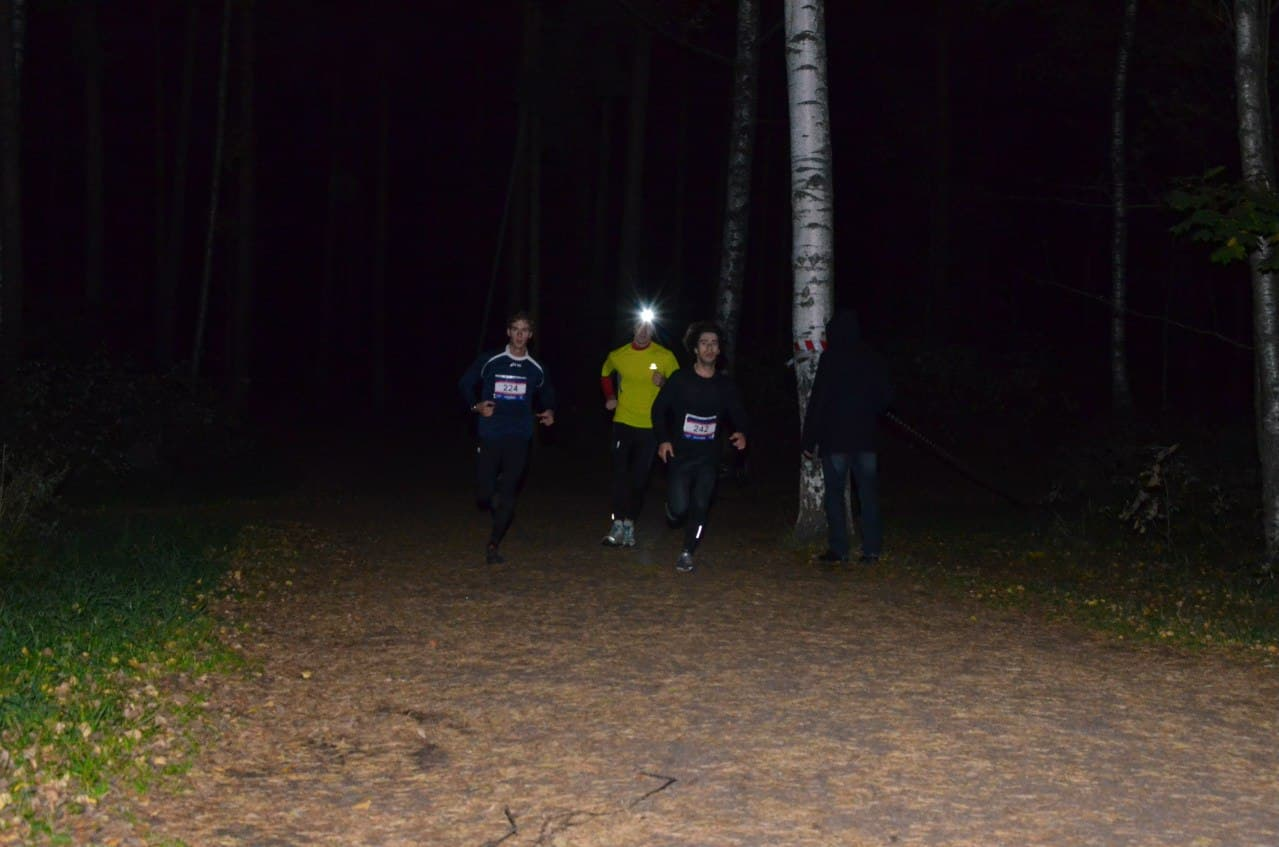 RT Night half marathon photo